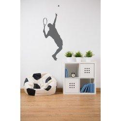 Muursticker - Interieursticker Sport Tennis 1