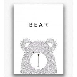 Poster - Bear