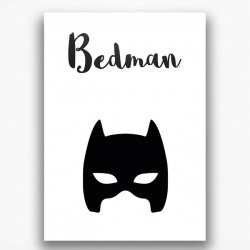Poster - Bedman