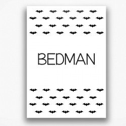 Poster - Bedman v2