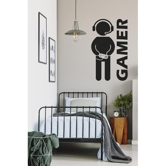 Muursticker - Gamer