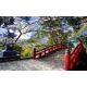 Tuindoek - Tuinposter Japanse tuin 3