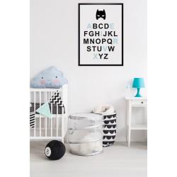 Poster - Alfabet letters