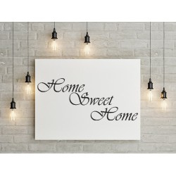 Poster - Home sweet home