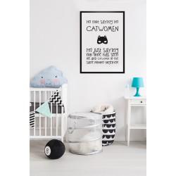Poster - I'm not saying i'm Catwomen