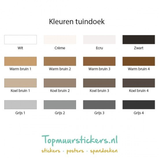 Tuindoek - Tuinposter Slipperdag